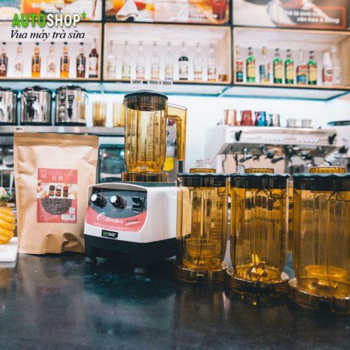 Máy pha lắc trà sữa EBlender ST816 2