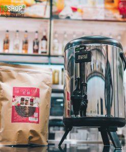 Nguyên liệu pha chế trà sữa