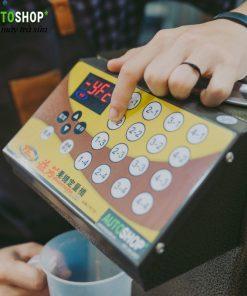 16 nút bấm máy định lượng fest rc16