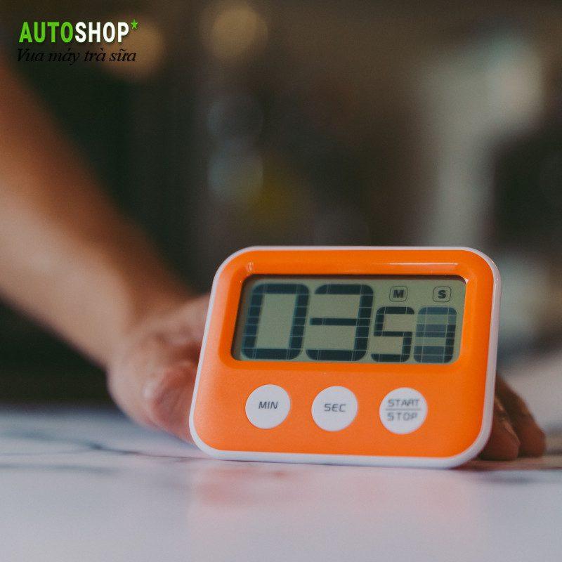 Đồng hồ bấm giờ điện tử nhà bếp Dhp 8325