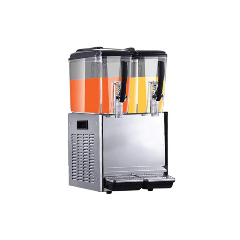 Máy làm lạnh nước trái cây 2 ngăn