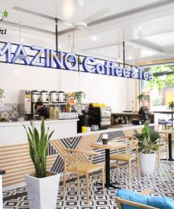 Mazino coffee tea
