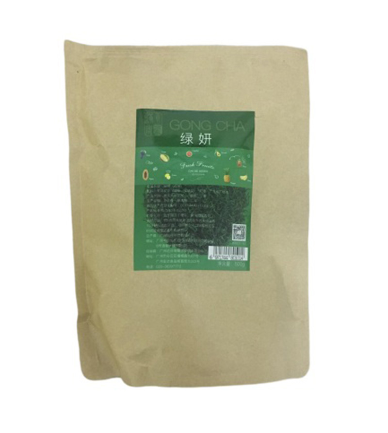 Lục trà Gongcha