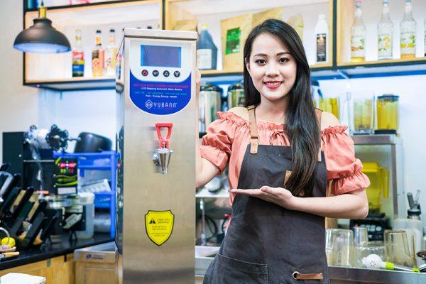 Bình đun nước nóng Yubann K50L