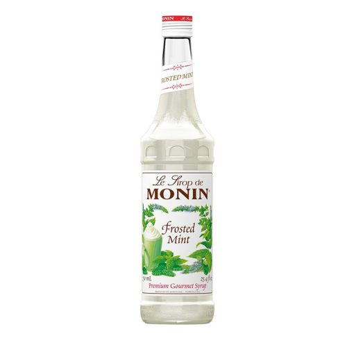 Siro Minon vị bạc hà trắng