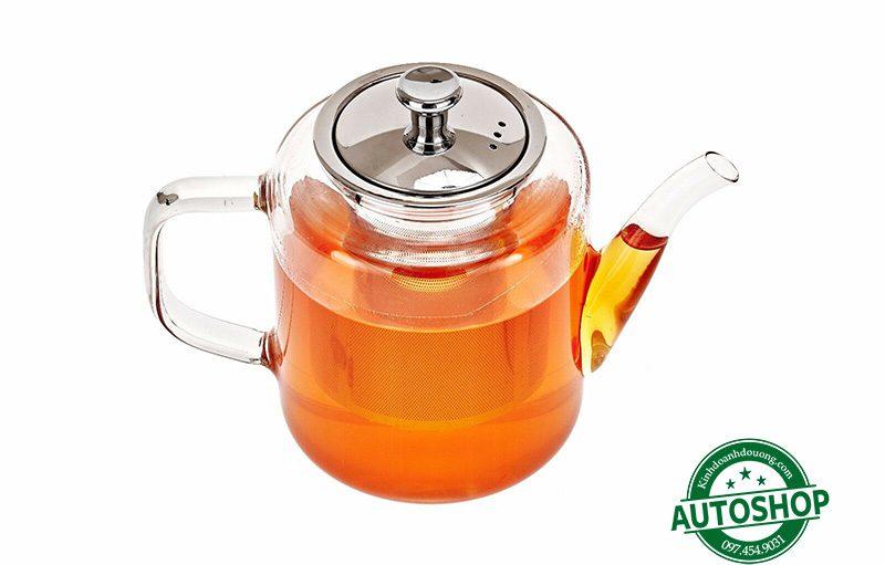 BobuCuisine Glass Teapot