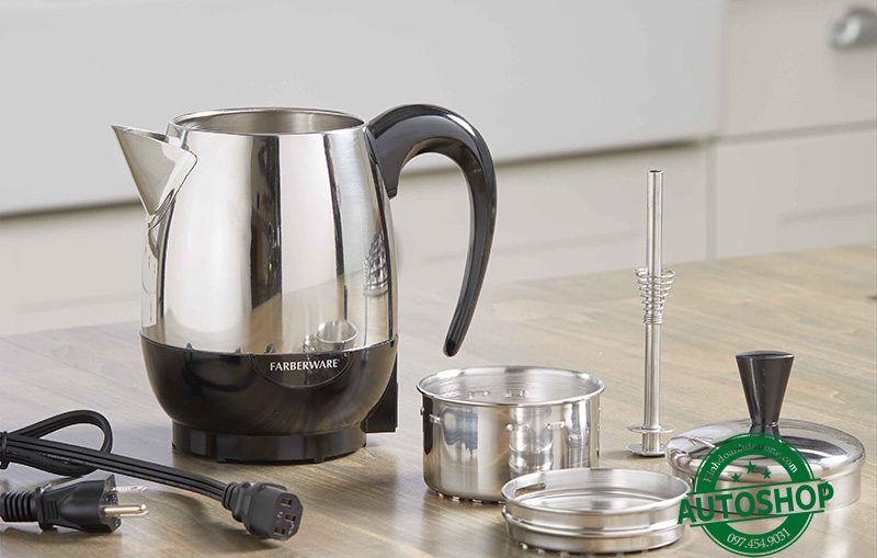Faberware Stainless Steel 4 Cup Percolator