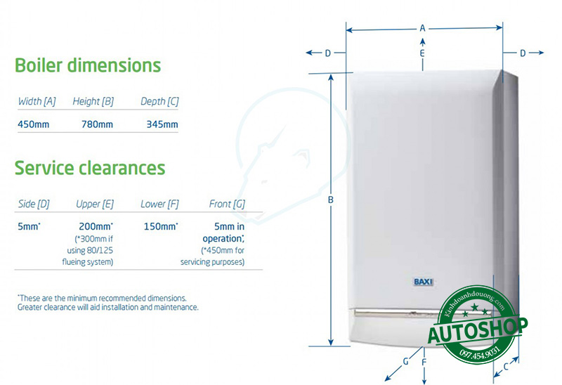 BAXI Luna DUO-TEC Series