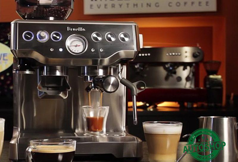 Espresso Breville BES870XL Barista Express