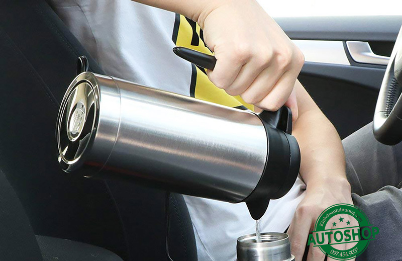 Bình đun Sunsbell Steel Portable Kettle