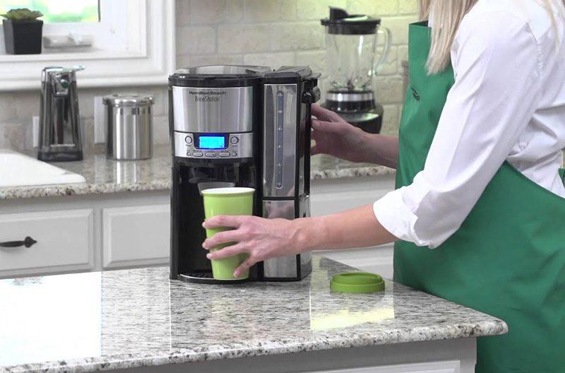 Hamilton Beach BrewStation 12 Cup Coffee Maker