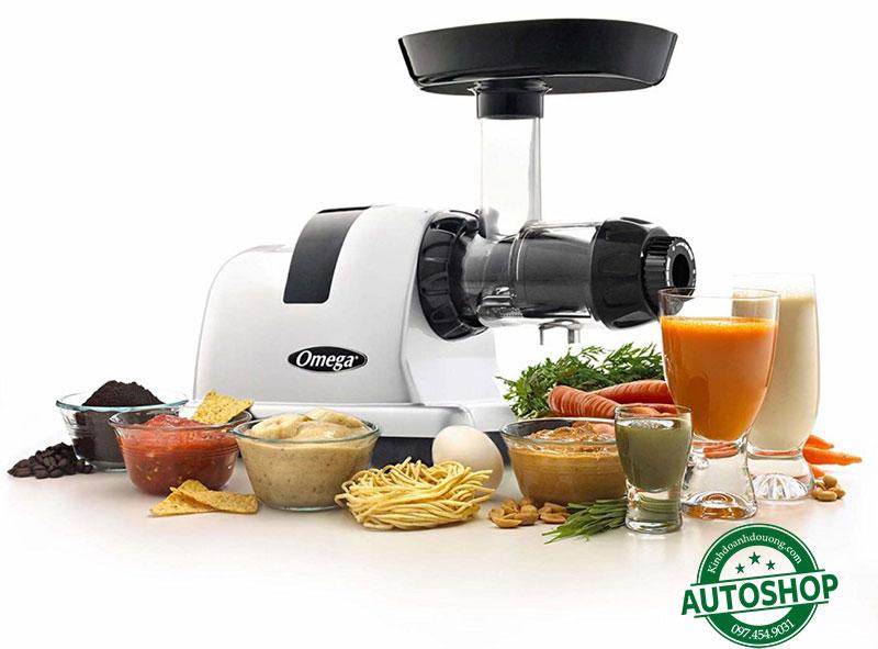 OMEGA'S J8006 Nutrition