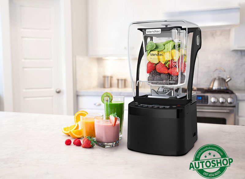 Blendtec Professional Stealth 885