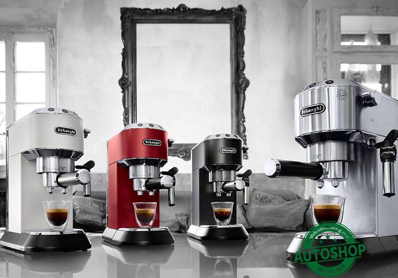 Espresso Delonghi EC680M DEDICA 15-Bar