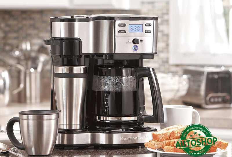 Hamilton Beach 2-Way Brewer