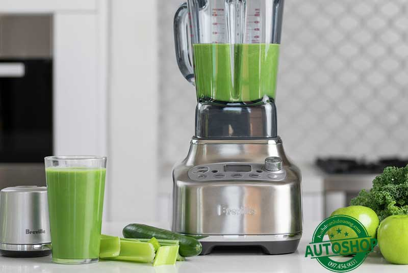 Breville the Q Super Blender