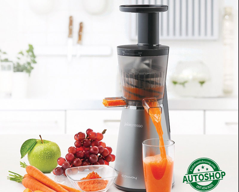 máy ép chậm JUICEPRESSO'S Best Cold Press