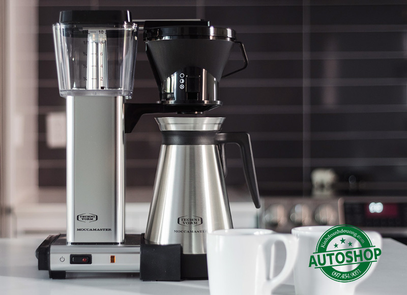 Moccamaster KBT 10-Cup Coffee Brewer - mẫu cao cấp tốt nhất