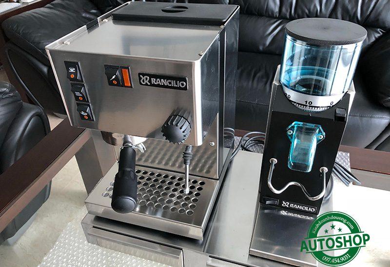 Espresso Rancilio Silvia Espresso