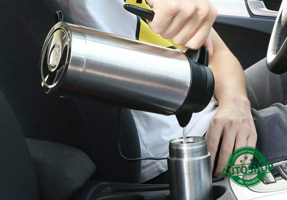 bình đun nước trên ô tô