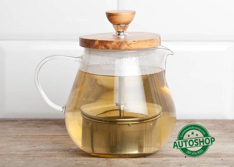 Bình trà có lưới lọc tốt nhất