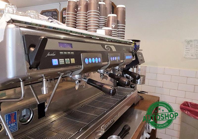 Máy pha cà phê chuyên nghiệp tốt nhất