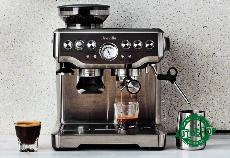 Máy pha cà phê espresso tốt nhất