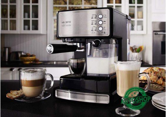Máy pha cà phê tự động tốt nhất