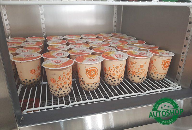 trân châu để tủ lạnh