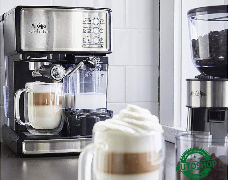 Mr Coffee Cappuccino