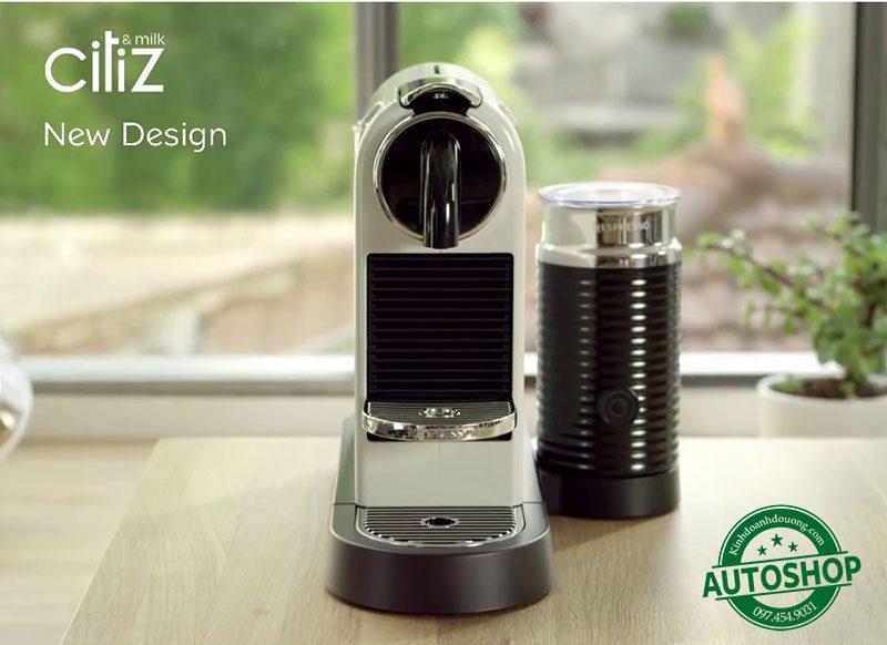 Nespresso Citiz D121-US4-BK-NE1