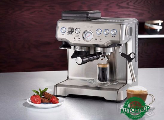 máy pha cà phê Breville BES870XL Barista