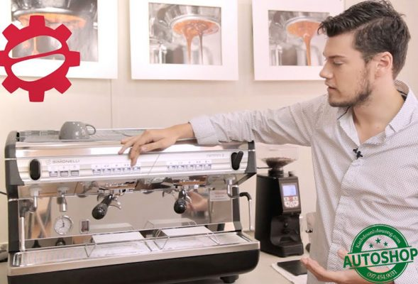 Máy pha cà phê Nouva Simonelli Appia 2