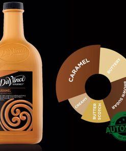 Sốt Caramel Davinci
