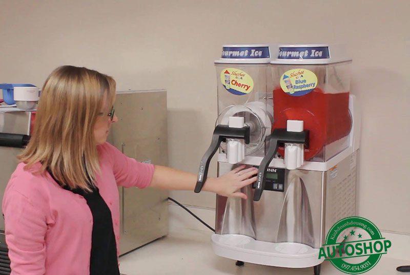 Sửa máy làm lạnh nước hoa quả