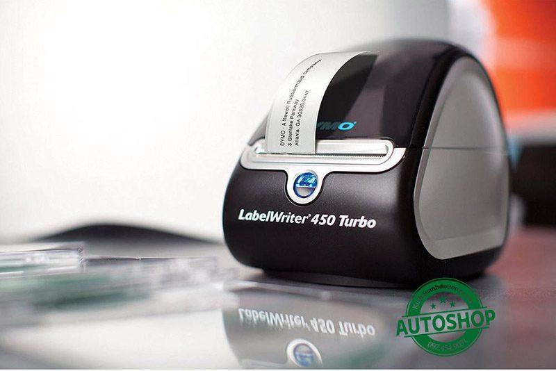 Máy in mã vạch Dymo LabelWriter 450