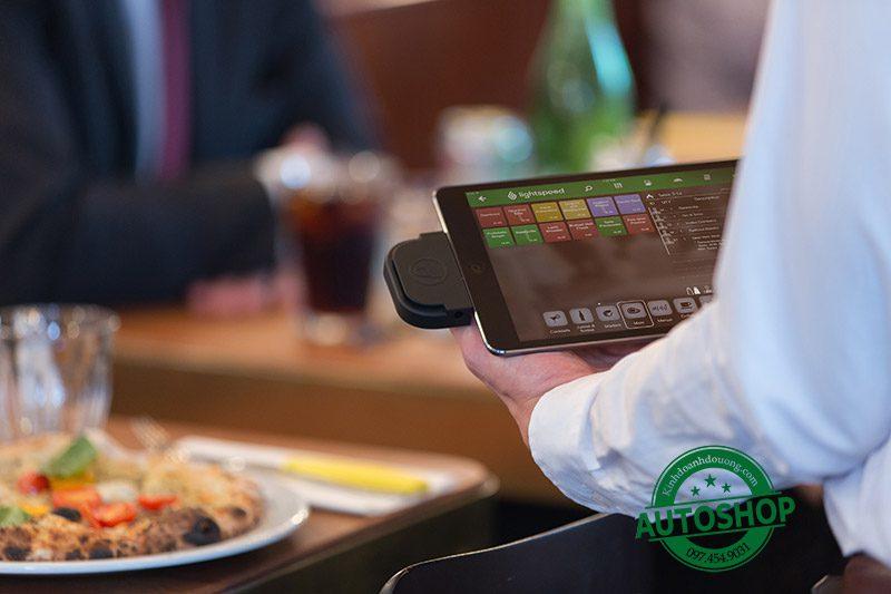 Lightspeed Restaurant POS - Hỗ trợ tính năng bên thứ 3