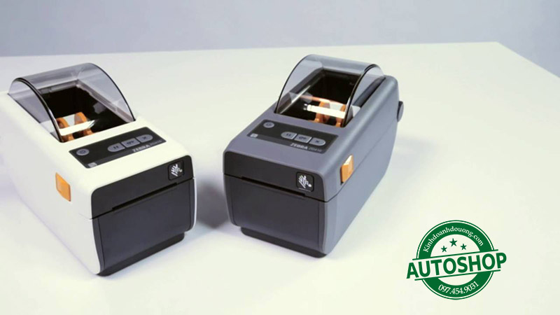 Máy in mã vạch Zebra ZD410