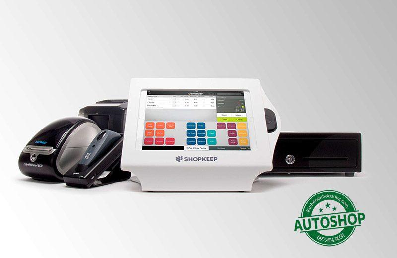 Shopkeeper: Hệ thống POS chi phí hợp lý nhất