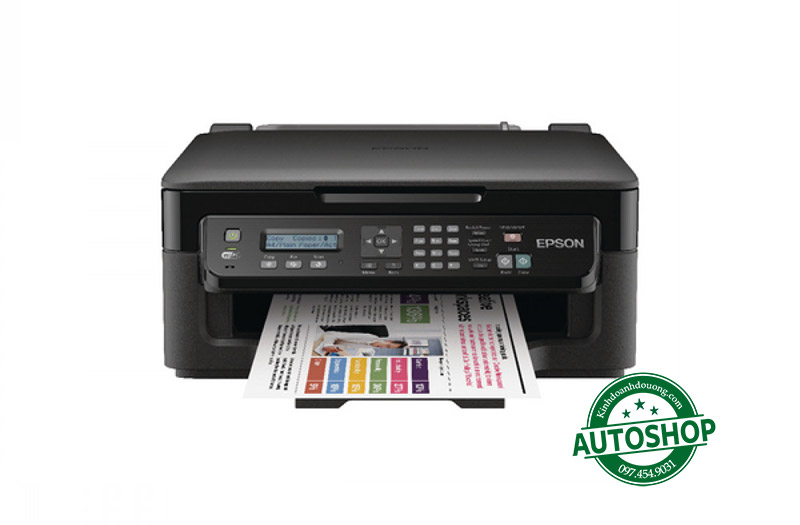 Máy in Epson Workforce WF-2510WF
