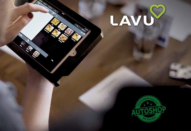 Lavu POS - tốt nhất cho nhân viên mới
