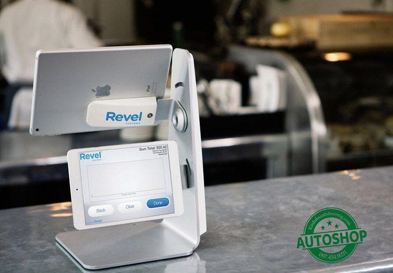 Revel POS - tốt nhất cho chuỗi nhà hàng