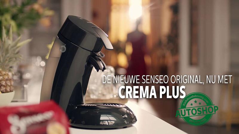 7 Máy Pha Cà Phê Philips Senseo Crema Plus