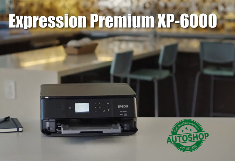 Máy in Epson Expression Premium XP-6100