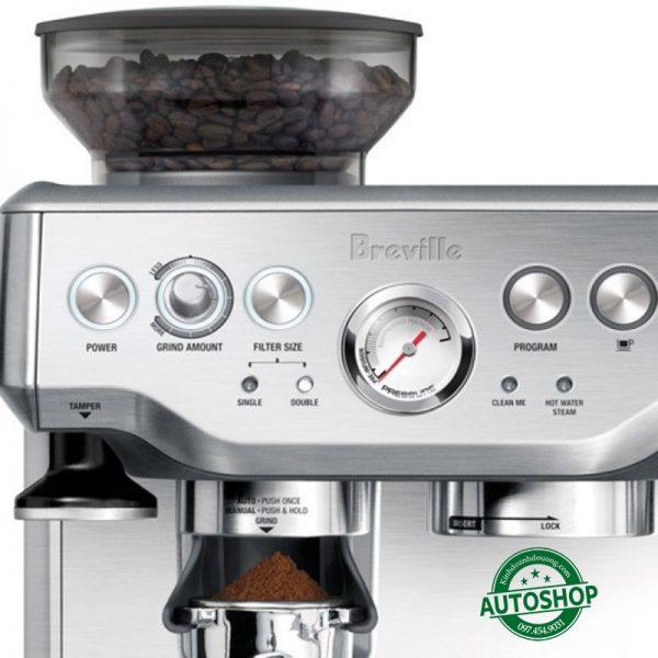 bảng-điều-khiển--máy-pha-cà-phê-breville-870xl