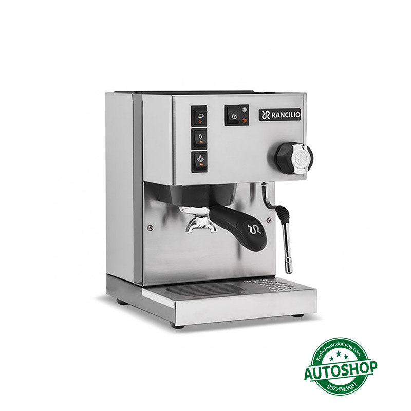 máy-pha-cà-phê-Rancilio-Silvia