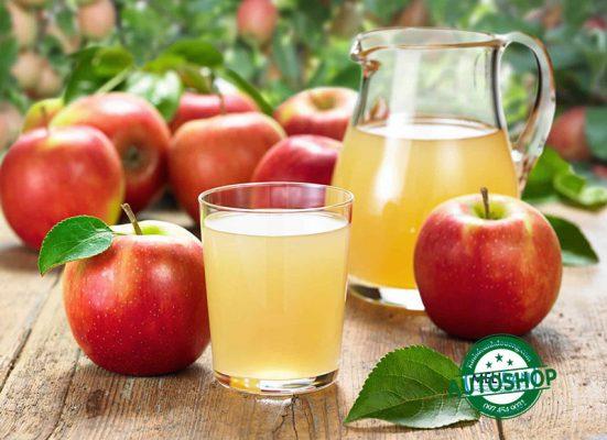 lợi-ích-của-nước-ép-táo