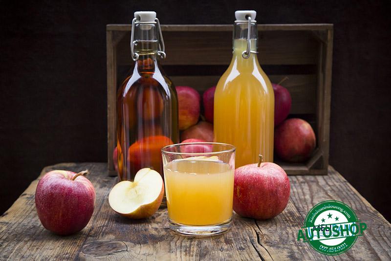 nước-ép-táo