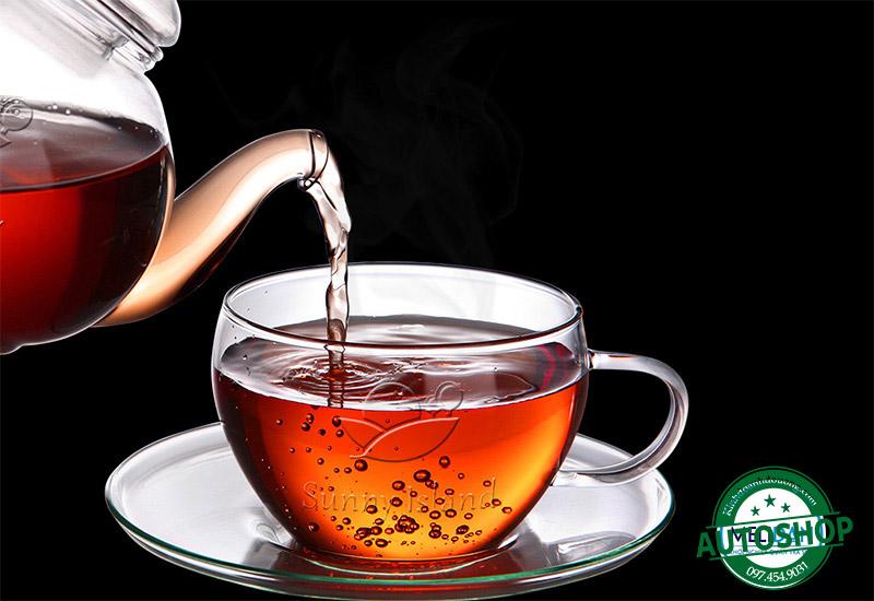pha-chế-trà-đen