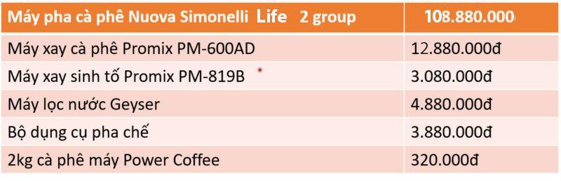 combo-nuova-simonelli-life-2-group